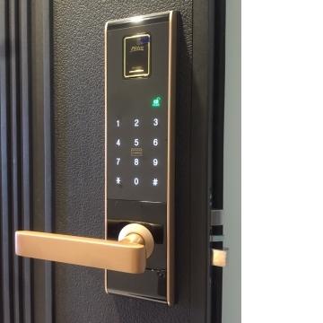 MILRE(美樂指紋鎖) MI-6800 四合一 電子鎖 指紋/密碼/感應卡/鑰匙