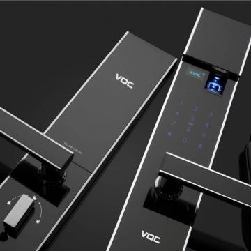 VOC電子鎖RX8108 電子密碼鎖 指紋門鎖 0800-000-420