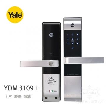 耶魯yale 3109+ 密碼門鎖 密碼鎖 0800-000-420