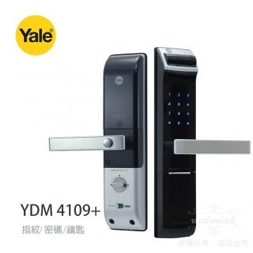 耶魯yale ydm-4109 +電子鎖 0800-000-420